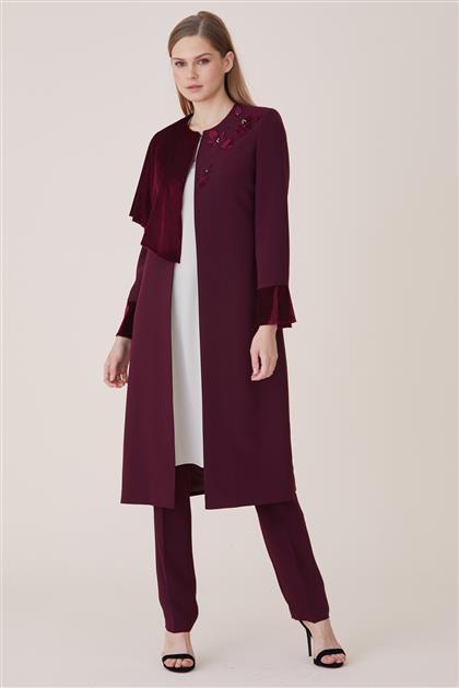 Suit-Claret Red 18K2724-67