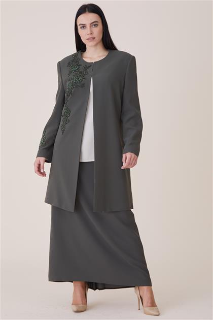 Suit-Khaki 19Y462-27