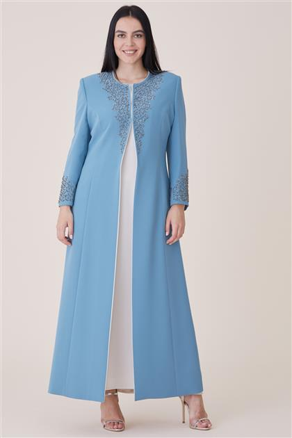 Caftan-Turquoise 19K165-19