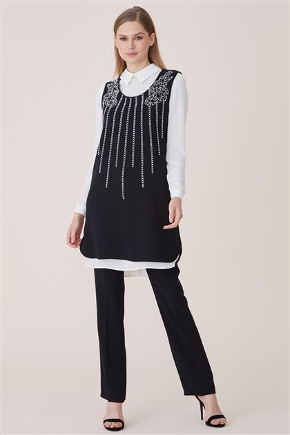 Tunic Suit-Black 19Y1005-01