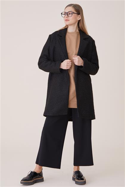 جاكيت طويل-أسود ar-25037-01