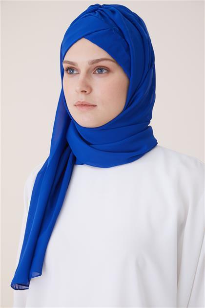 شال بونيه ar-1461 أزرق غامق