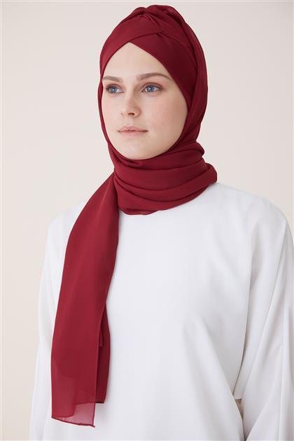شال بونيه ar-2071 أحمر