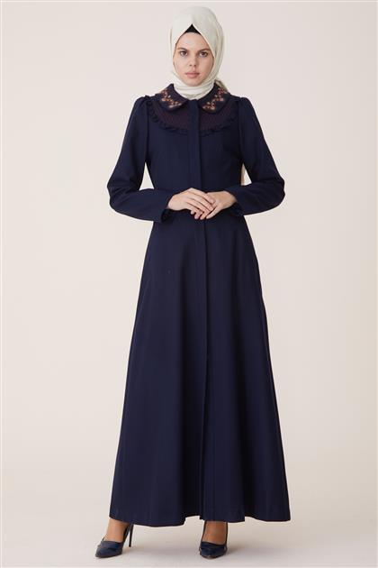 Outerwear-Navy Blue DO-A7-58074-11