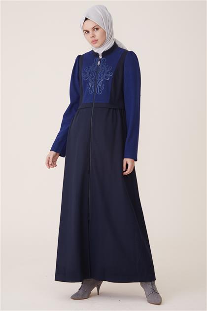Outerwear-Navy Blue DO-A7-58094-11