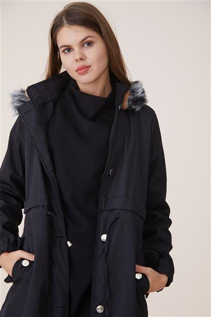 Coat-Black UA-9W1025-01