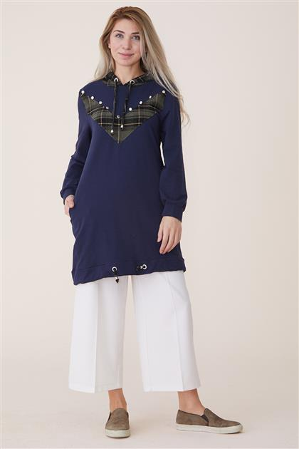Tunic-Navy Blue MPU-9W5939-17