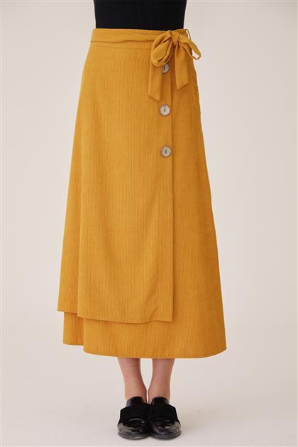 Skirt-Yellow 2697-29