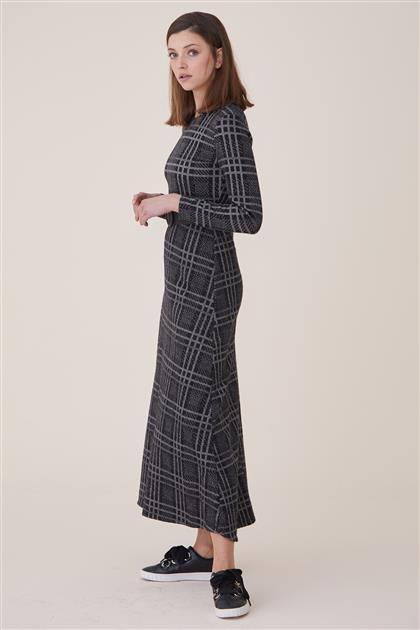 فستان-بني مينك UU-9W6070-72