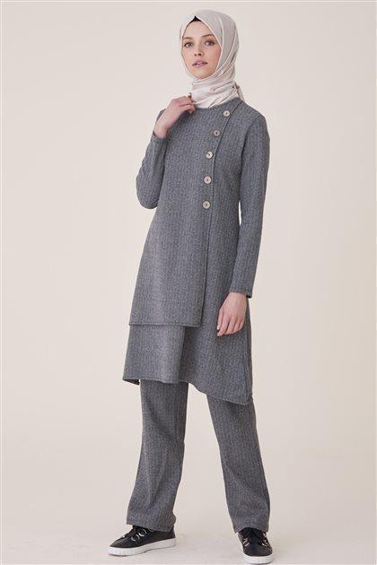 Suit-Smoked UU-9W6001-79