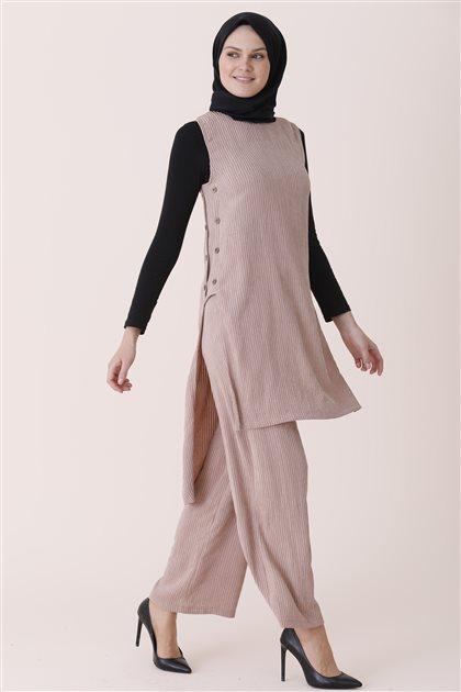 Suit-Beige 24055-11