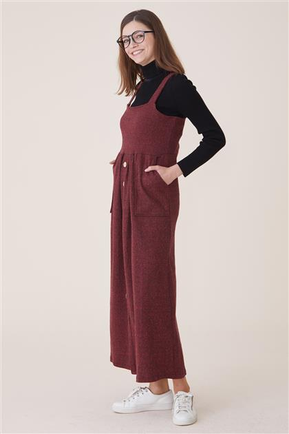Dress-Claret Red UU-9W6029-67