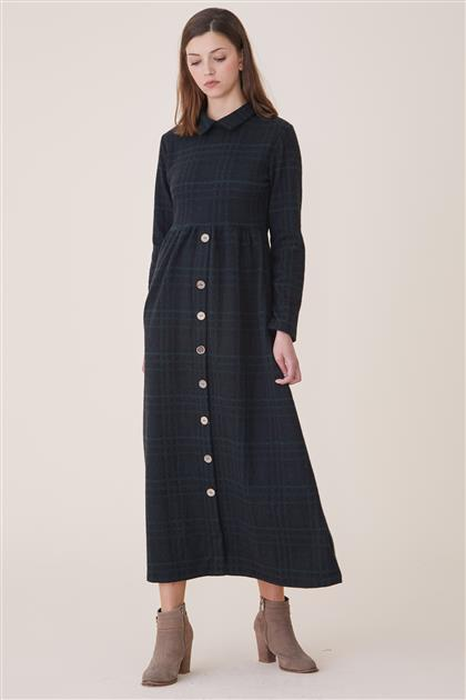 Dress-Emerald UU-9W6037-62