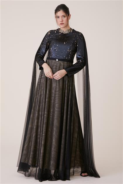 Dress-Black 19Y124-01