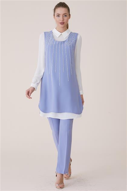 Tunik Takım-Lila 19Y1005-49
