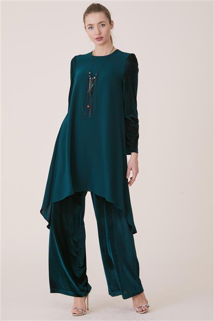 Tunic Suit-Emerald 18K2721-62