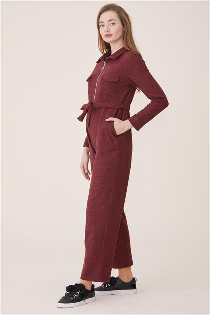 Overall-Claret Red UU-9W6078-67