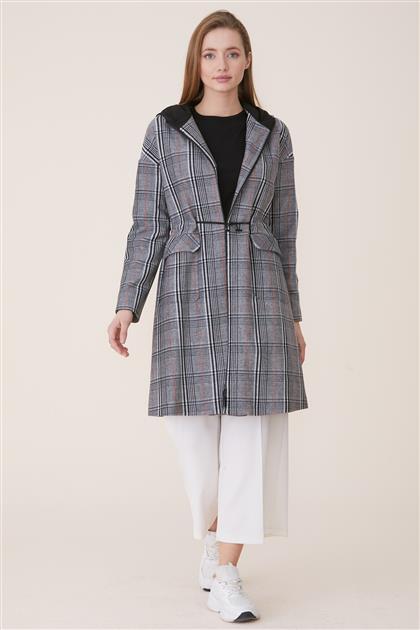 Coat-Gray KA-A8-17050-07