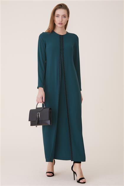 Elbise-Yeşil KA-A8-23021-25