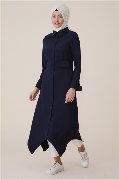 Tunic-Navy Blue 2570-17