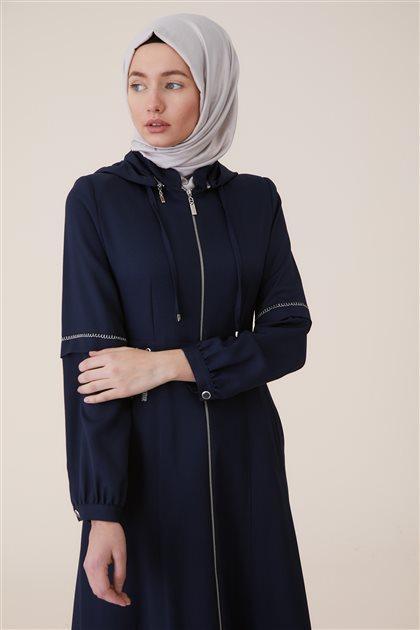 Topcoat-Navy Blue DO-B9-55176-11