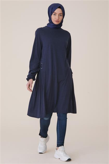 Tunic-Navy Blue 10258-17