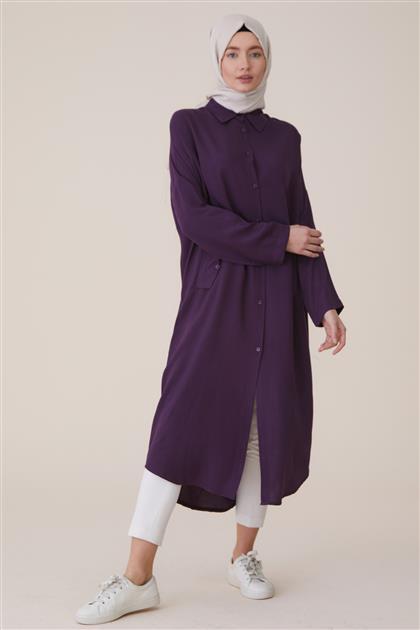 Tunic-Purple 2492-45