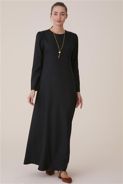 Dress-Black 7004-01