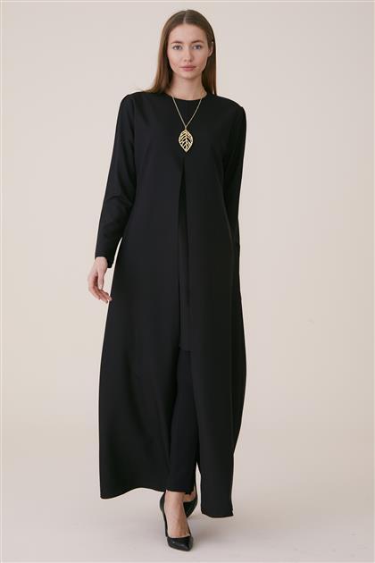 Dress-Black 0204-01
