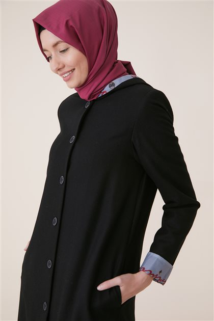 Outerwear-Black KA-A8-18019-12
