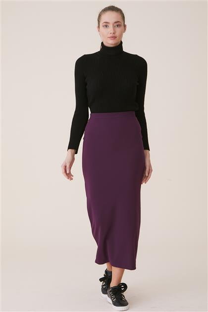Skirt-Purple MS651-45