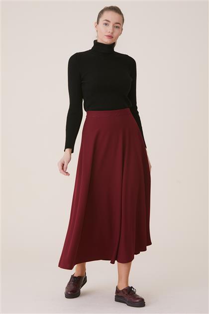 Skirt-Claret Red 2009-67