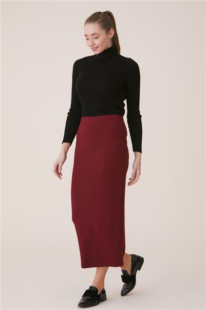 Skirt-Claret Red 2615-67