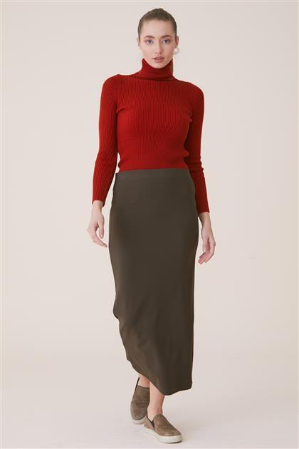 Skirt-Khaki 2615-27