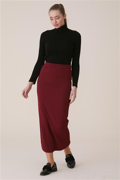 Skirt-Claret Red BL2632-67