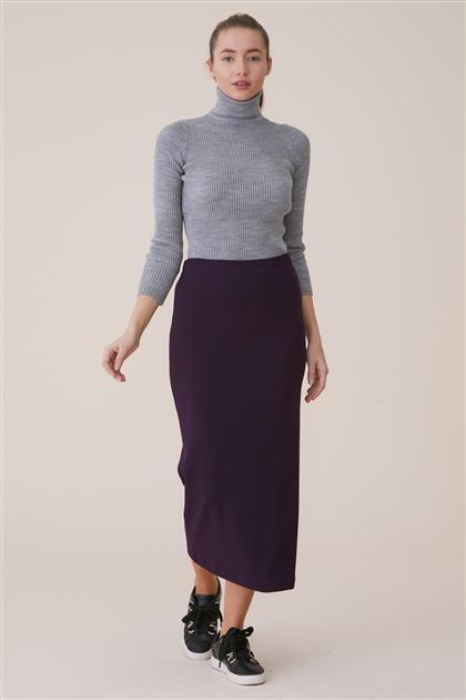 Skirt-Plum 2615-51