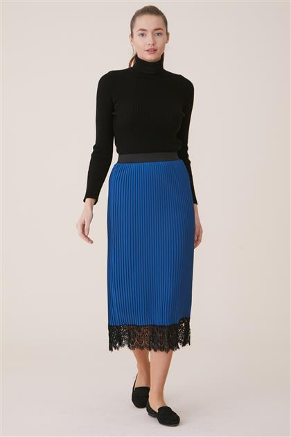 Skirt-Blue BL2625-70
