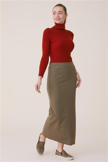 Skirt-Oil Green 2009-109