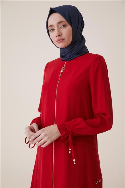 ملابس خارجية-أحمر DO-B9-65044-19