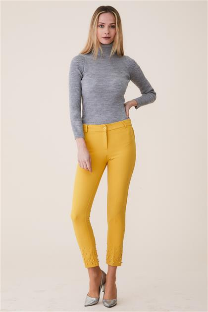 Pants-Yellow 1093-29