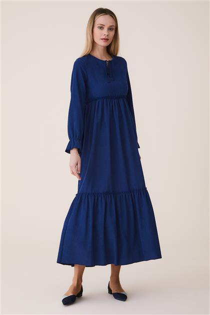 Butik Melina فستان-نيلي ar-2353-83