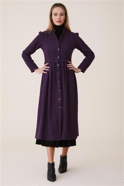 Coat-Purple 2458-45