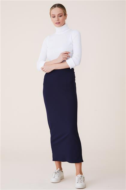Skirt-Navy Blue 2009-17