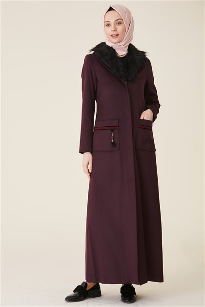 Outerwear-Claret Red DO-A8-58053-26