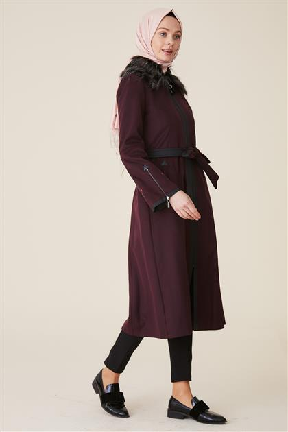 Coat-Claret Red DO-A8-57022-26
