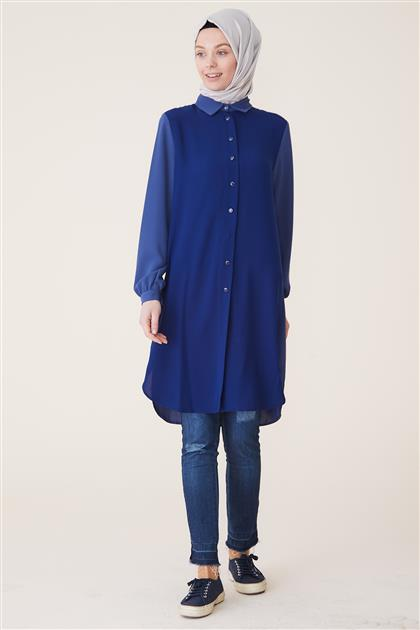 Tunic-Navy Blue DO-A9-61003-11
