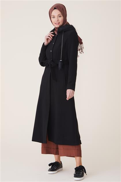 Coat-Black DO-A9-57024-12