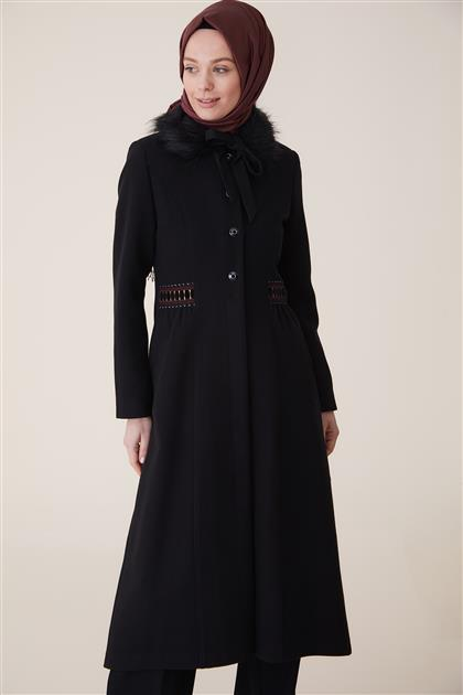 Coat-Black DO-A9-57027-12