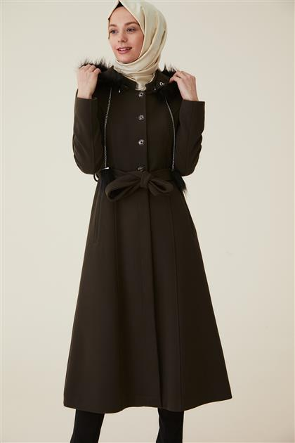 Coat-Khaki DO-A9-57024-21
