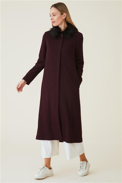 Coat-Claret Red DO-A9-57021-26